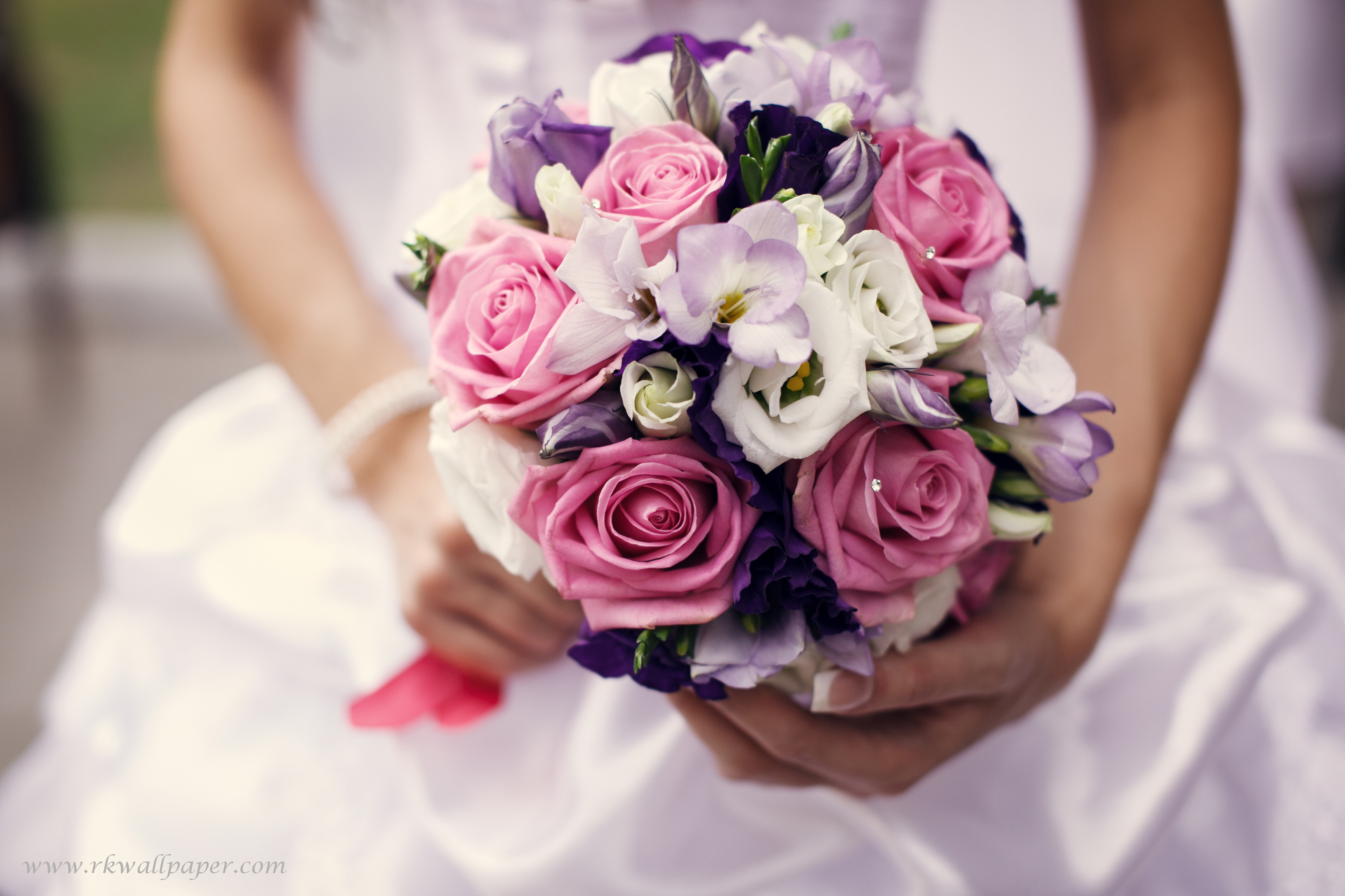 flowers used in wedding bouquets photo - 1