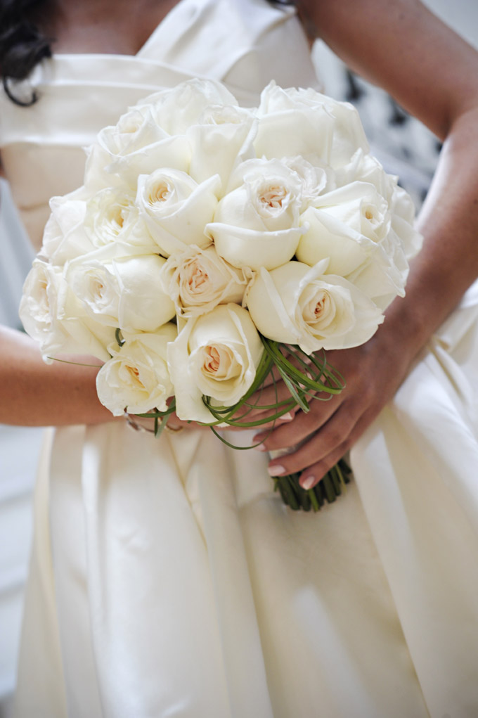 flowers wedding photo - 1