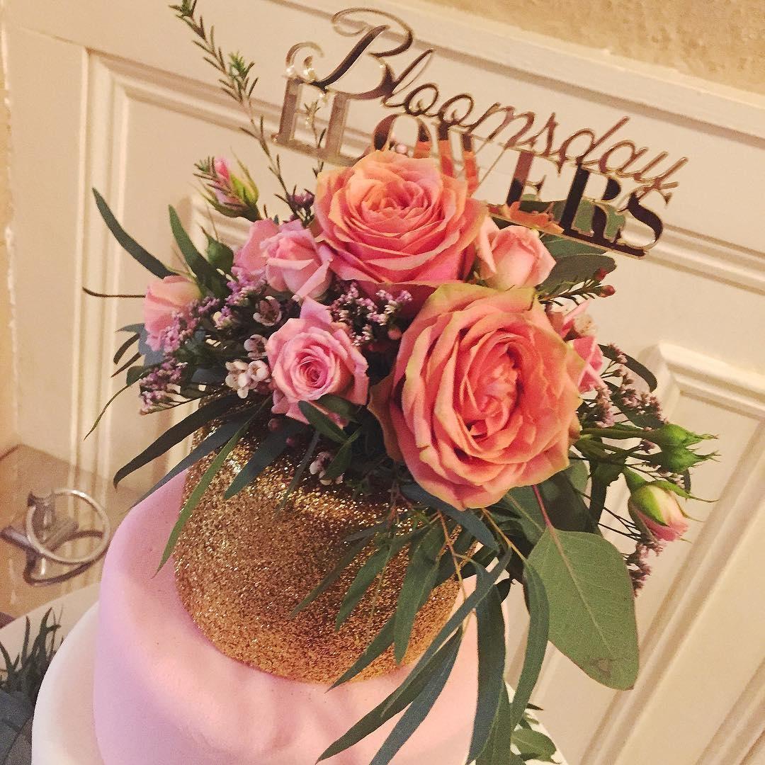 fresh wedding flowers photo - 1