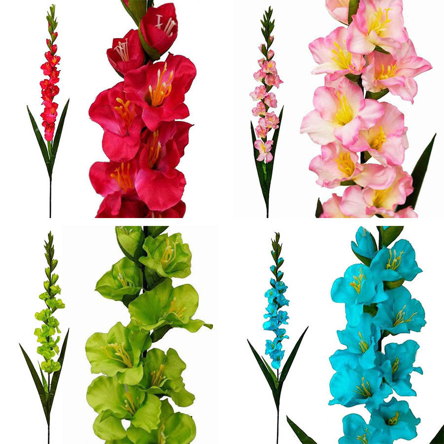 gladiolus wedding bouquets photo - 1