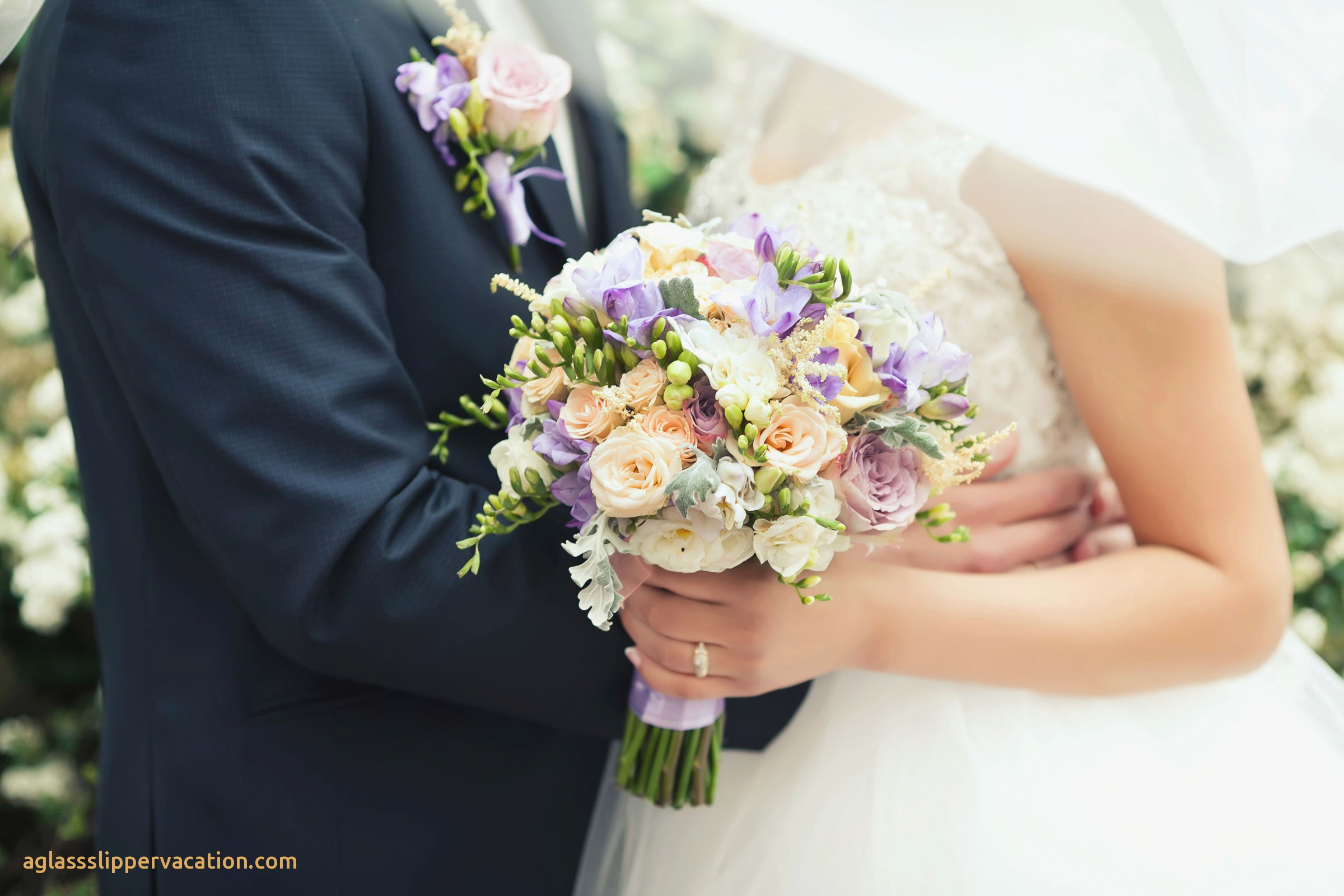 grocery store wedding flowers photo - 1