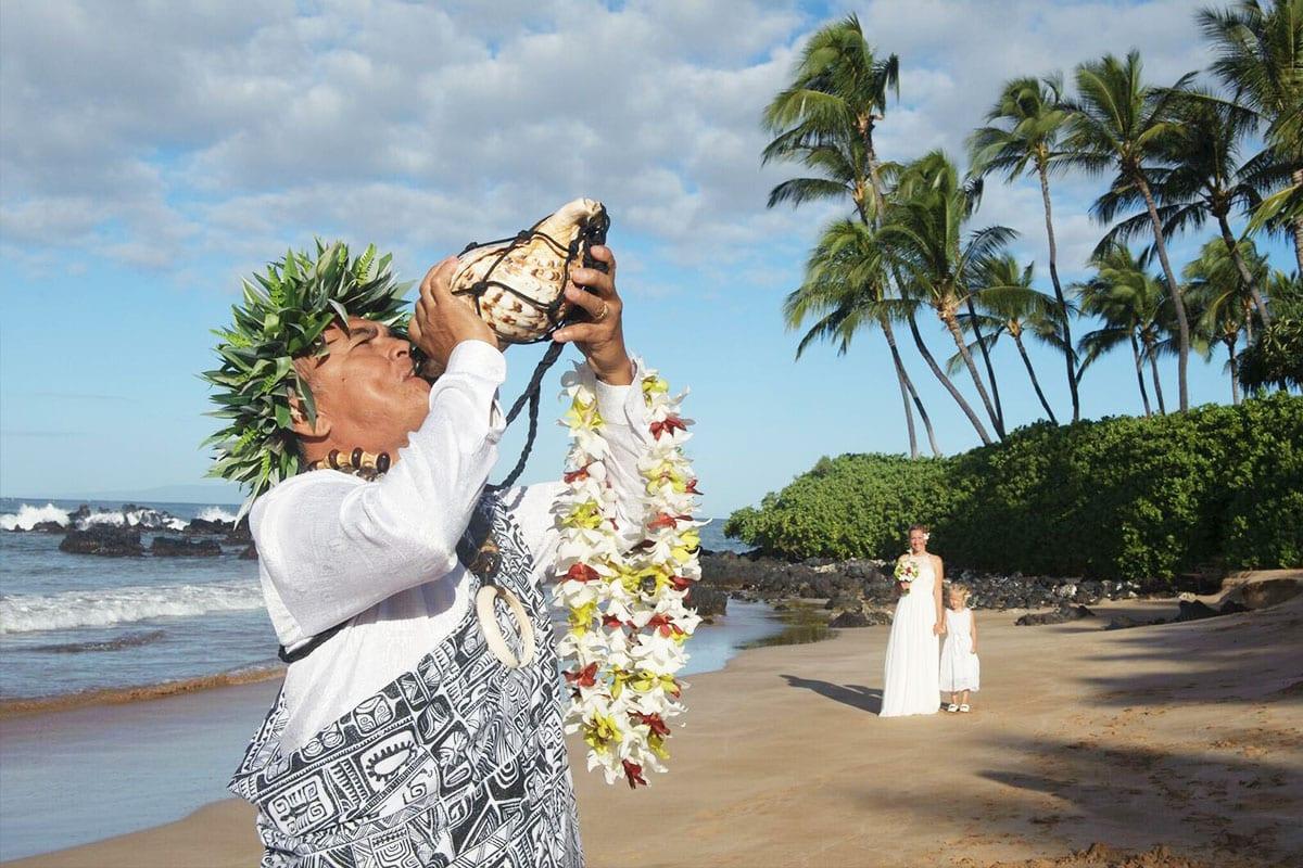 hawaiian wedding flowers photo - 1