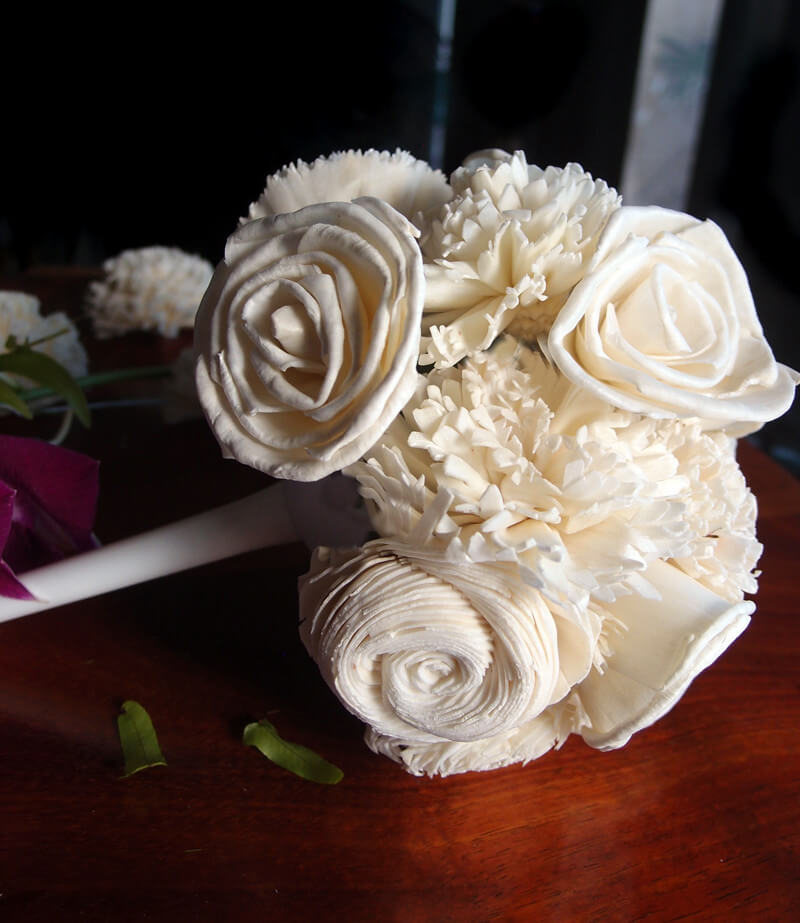 hobby lobby wedding flowers photo - 1