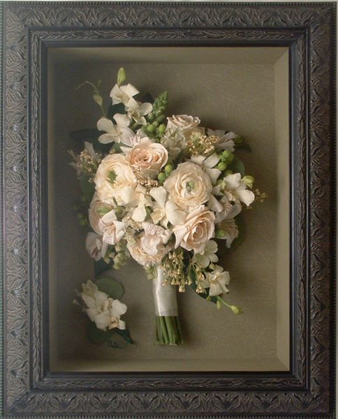 how do you preserve wedding bouquets photo - 1