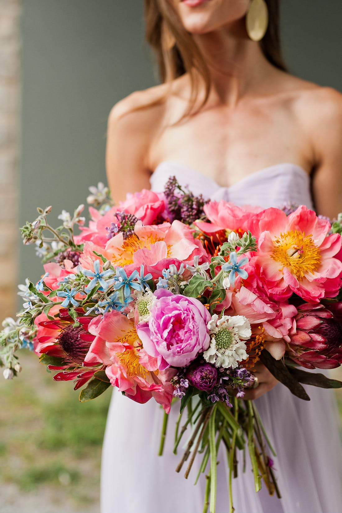 how to do your own wedding flowers photo - 1