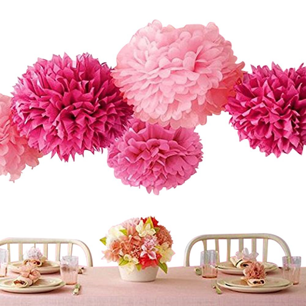 how to make paper flowers for wedding decorations photo - 1