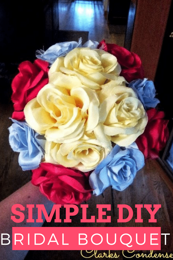 how to make simple wedding bouquets photo - 1