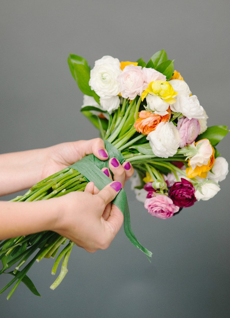 how to make wedding flowers bouquets photo - 1