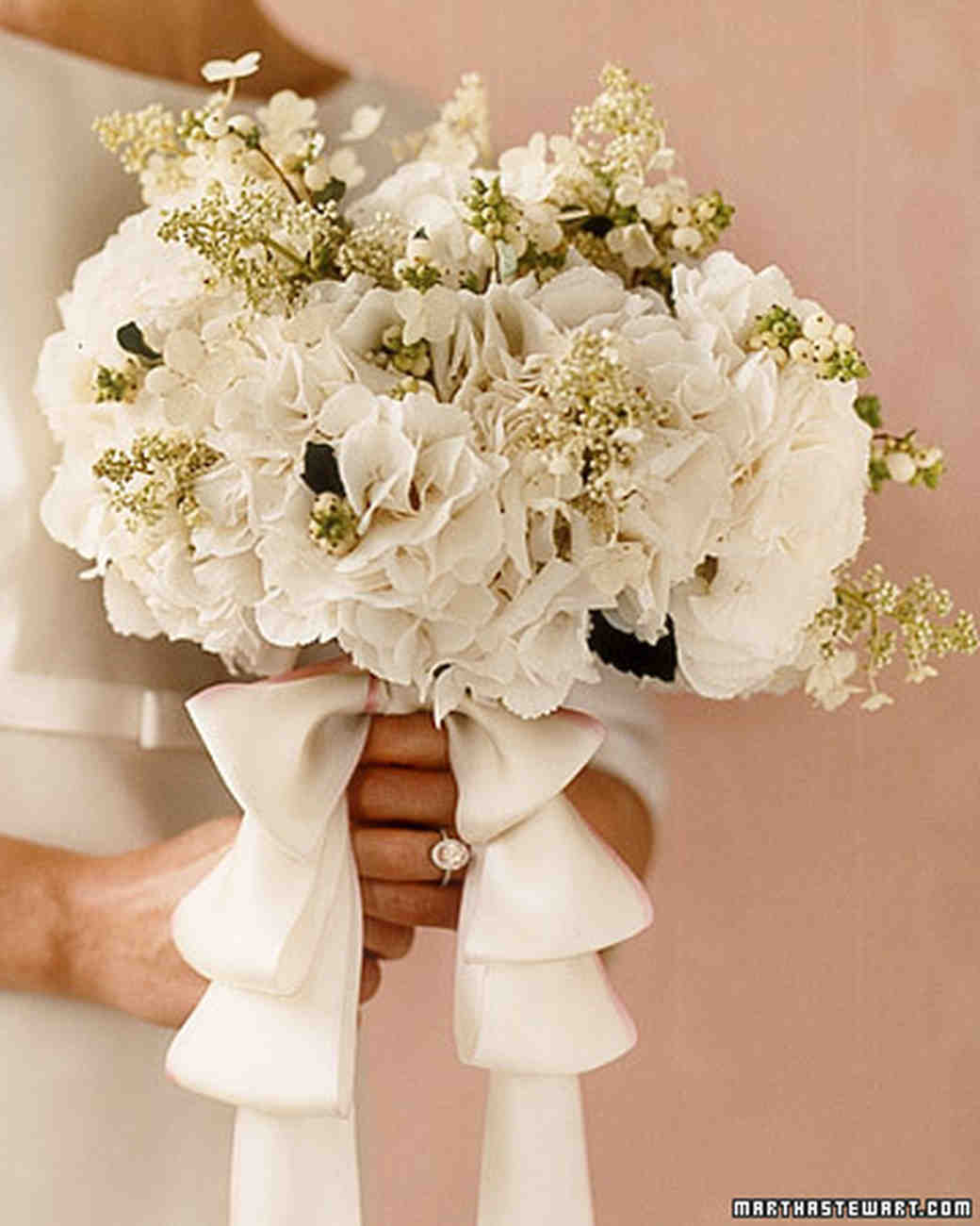 hydrangea wedding flowers photo - 1