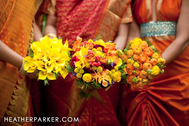 indian wedding flowers photo - 1