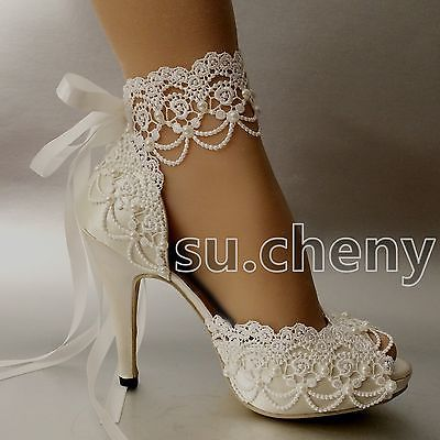 inexpensive bridal shoes photo - 1
