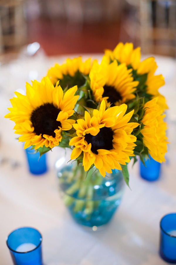 inexpensive flowers for wedding photo - 1