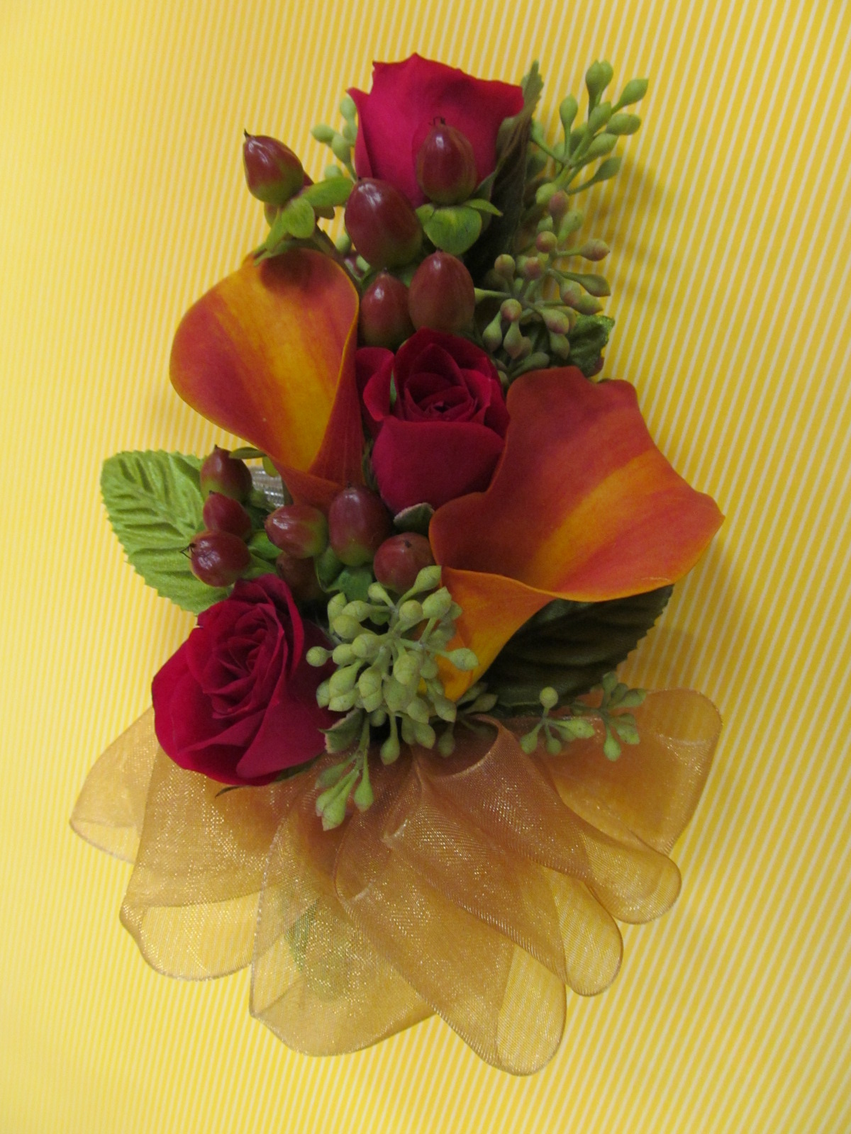 inexpensive wedding flowers for fall photo - 1