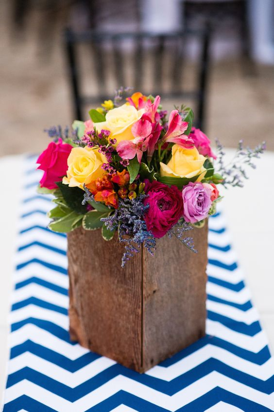 inexpensive wedding flowers for summer photo - 1
