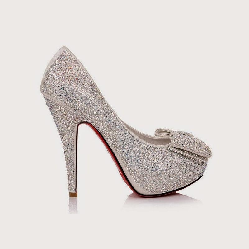 inexpensive wedding shoes photo - 1