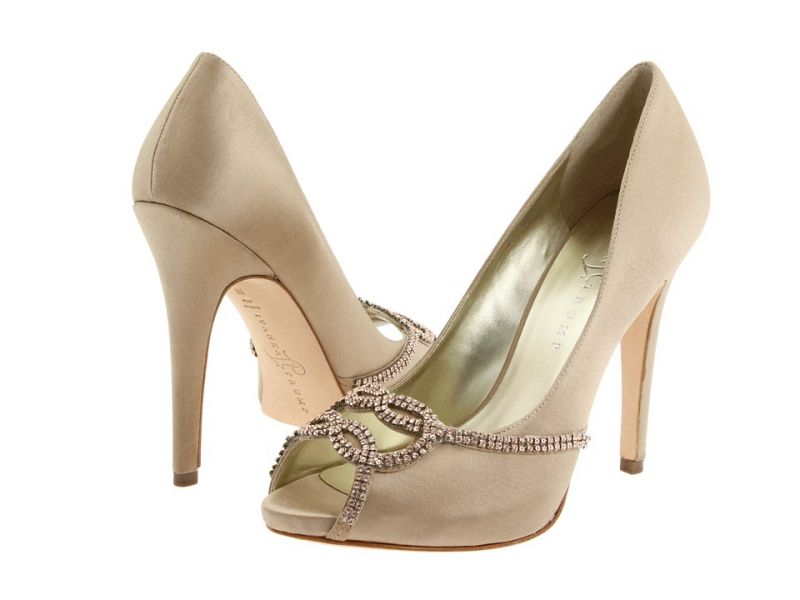 ivanka trump bridal shoes photo - 1