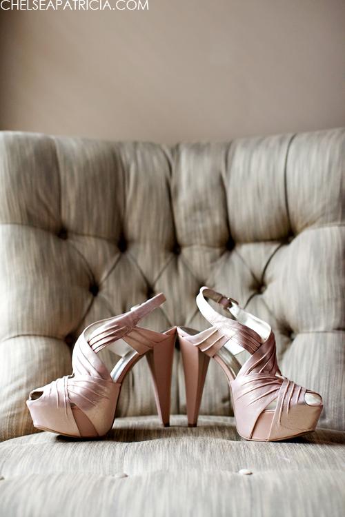 jessica simpson bridal shoes photo - 1