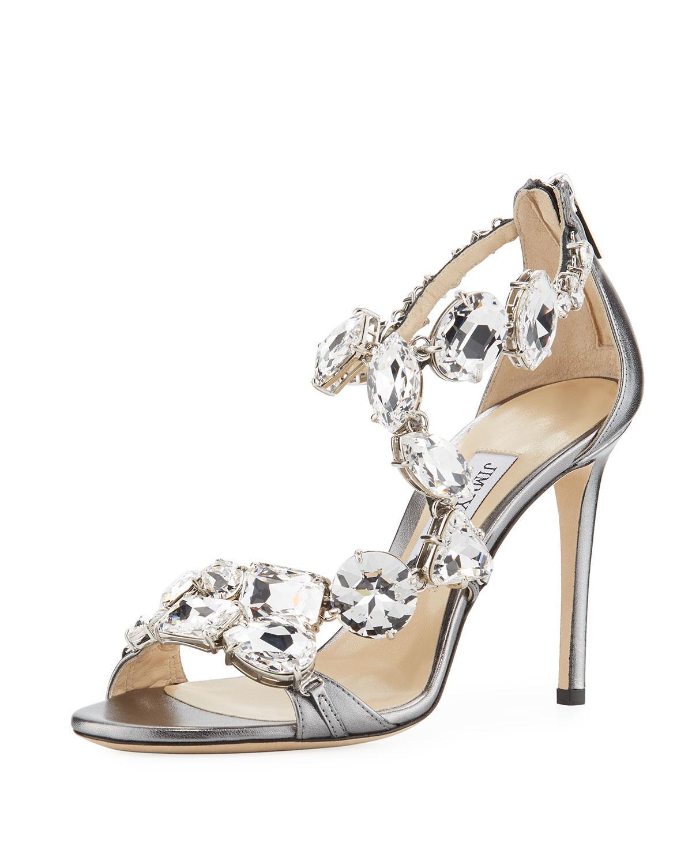 jimmy choo bridal shoes sale photo - 1