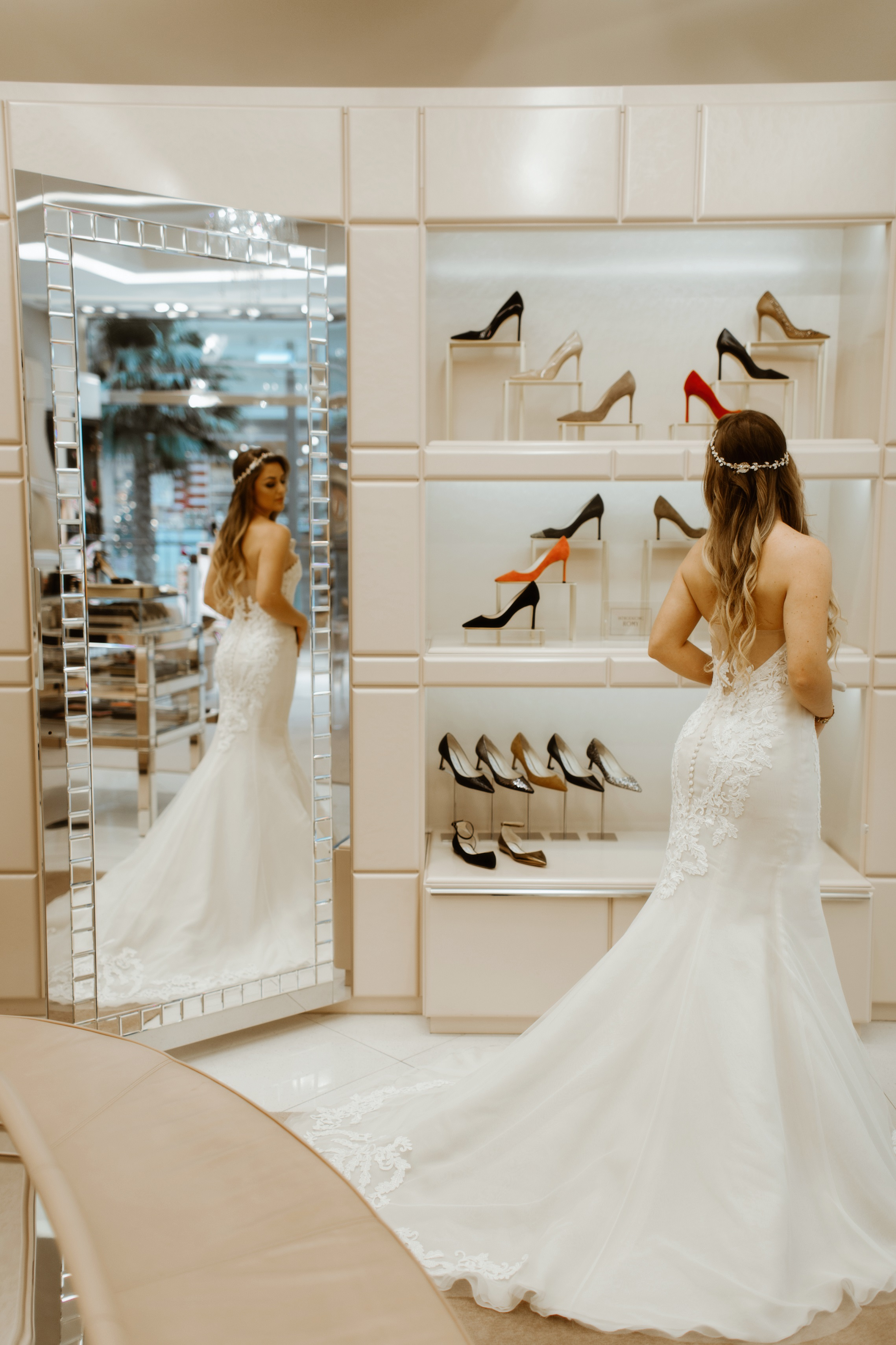 jimmy choo white wedding shoes photo - 1