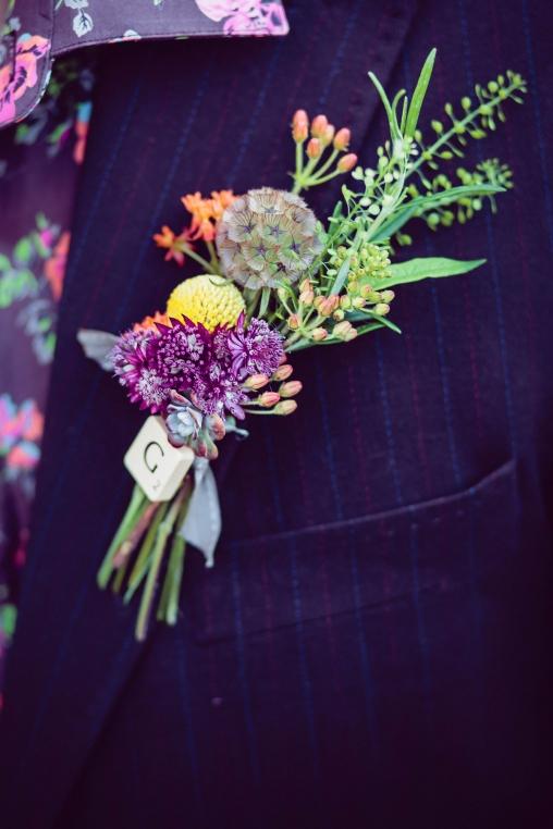 july wedding flowers photo - 1