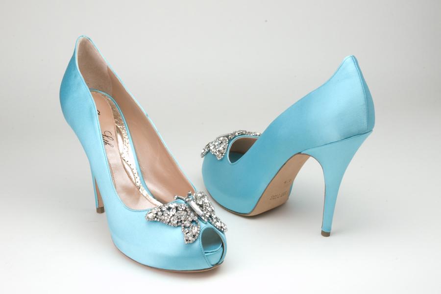 kleinfeld bridal shoes photo - 1