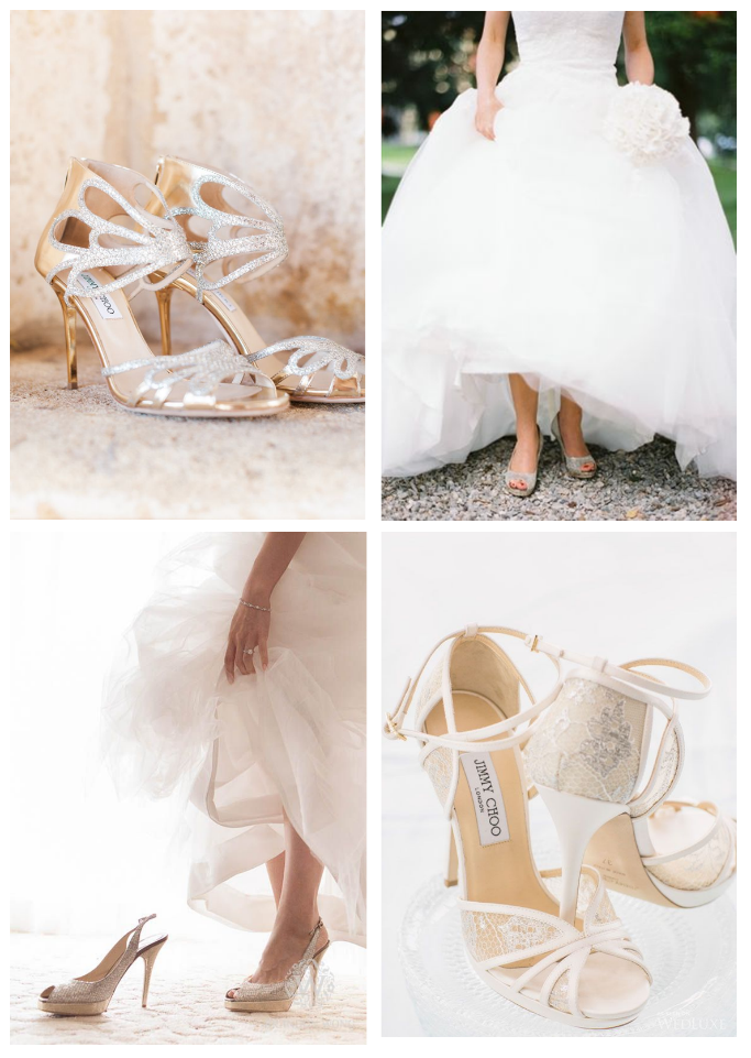 lace bridal shoes photo - 1