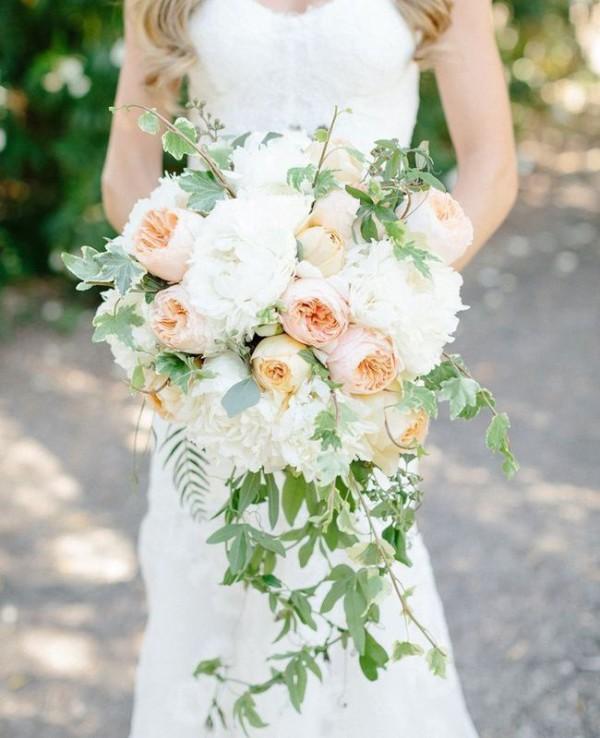 long wedding bouquets photo - 1