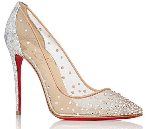 louis vuitton bridal shoes photo - 1