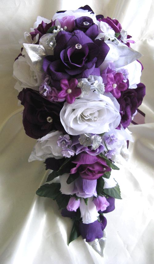 making wedding bouquets photo - 1