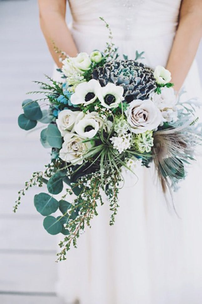 making your own wedding bouquets photo - 1