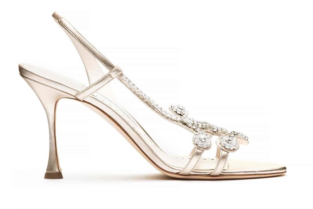 manolos wedding shoes photo - 1