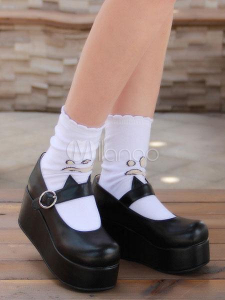mary jane style wedding shoes photo - 1