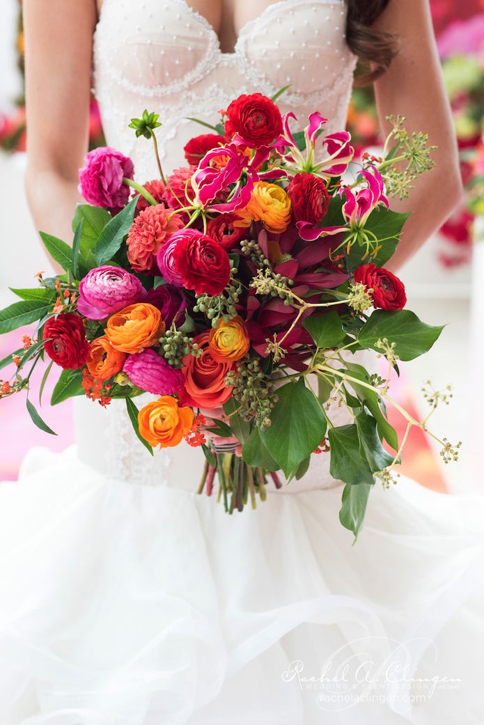 mexican wedding bouquets photo - 1