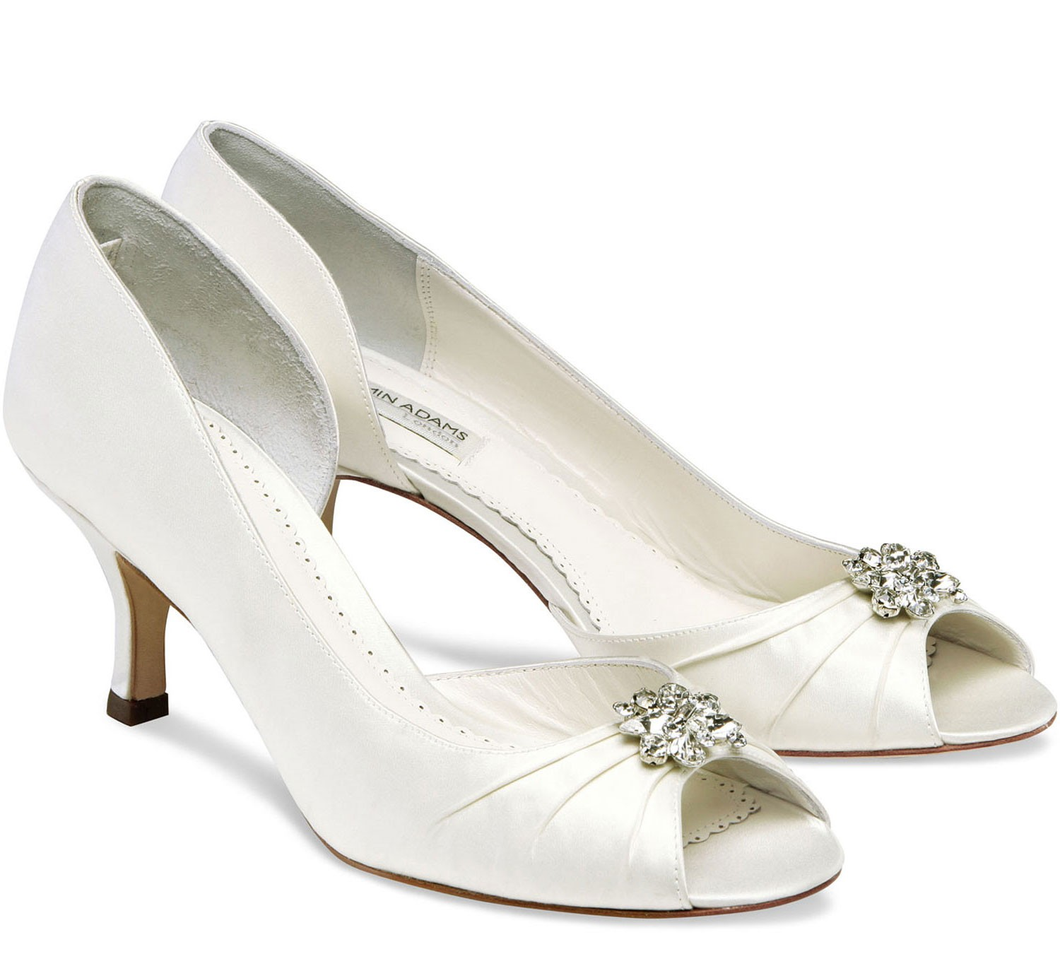 most comfortable bridal shoes photo - 1