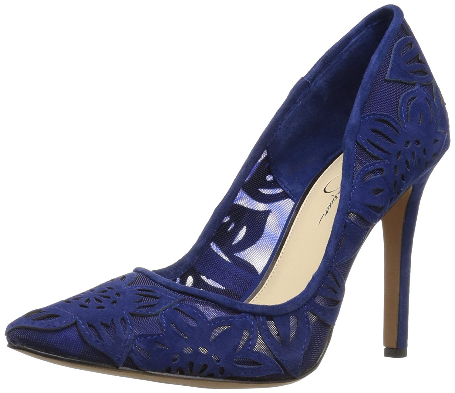 navy blue shoes for wedding photo - 1