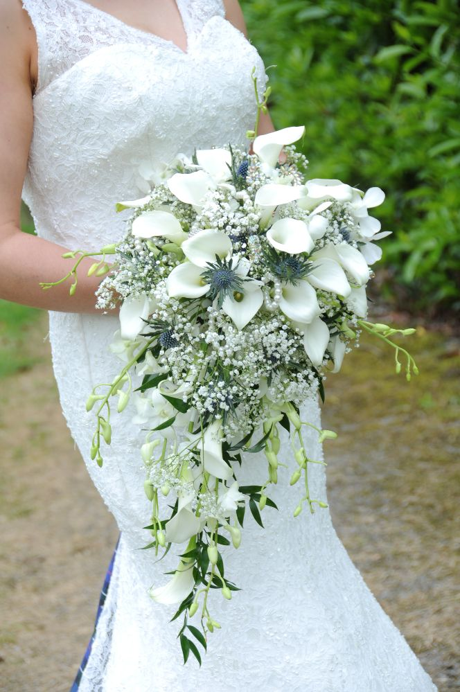 pictures of bridal bouquets photo - 1