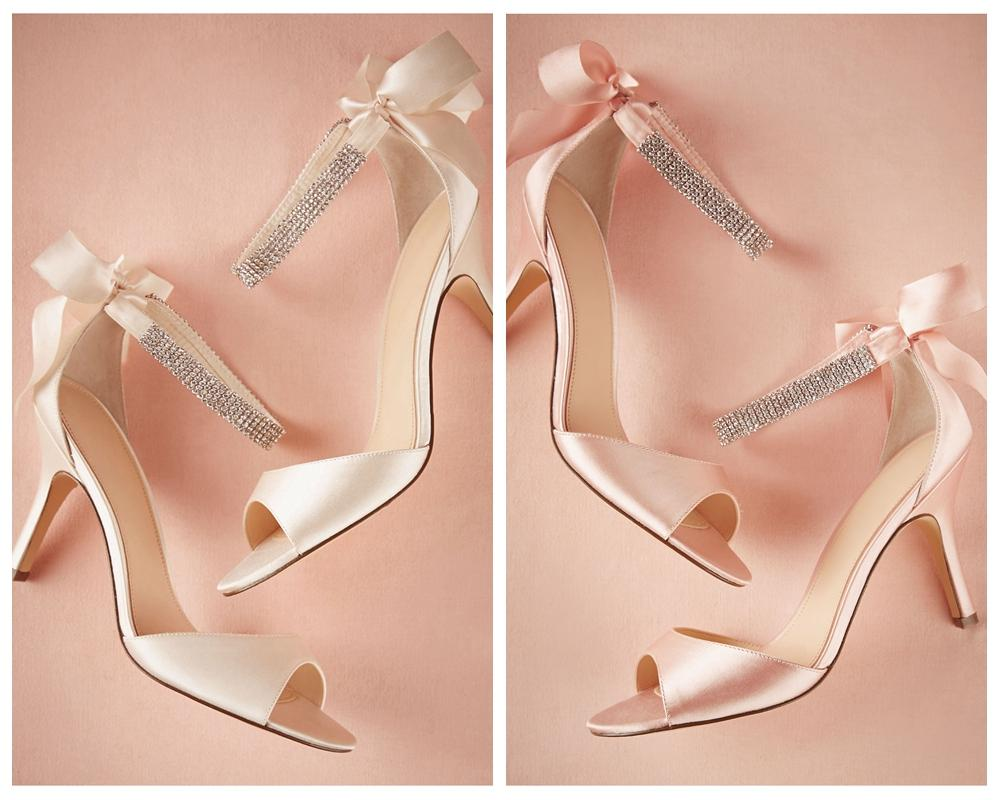 plus size wedding shoes photo - 1