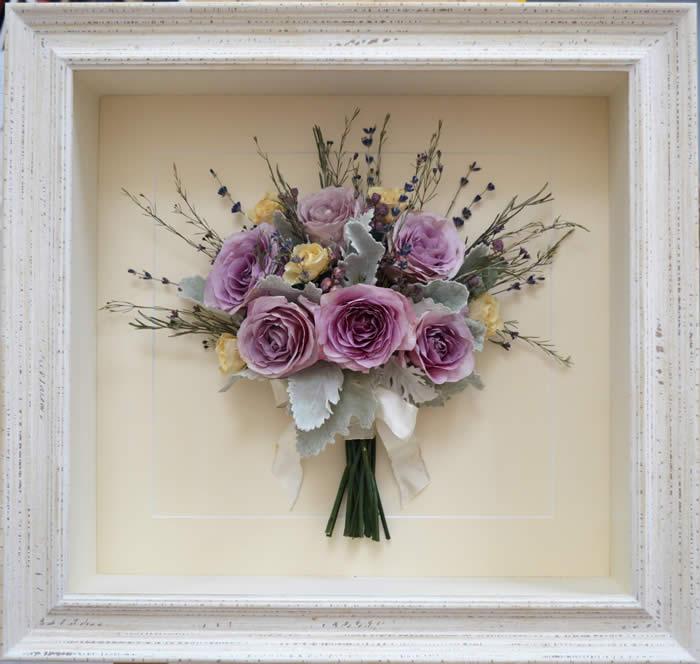 preserving wedding bouquet photo - 1