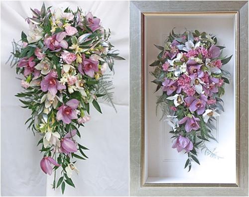 preserving wedding flowers photo - 1