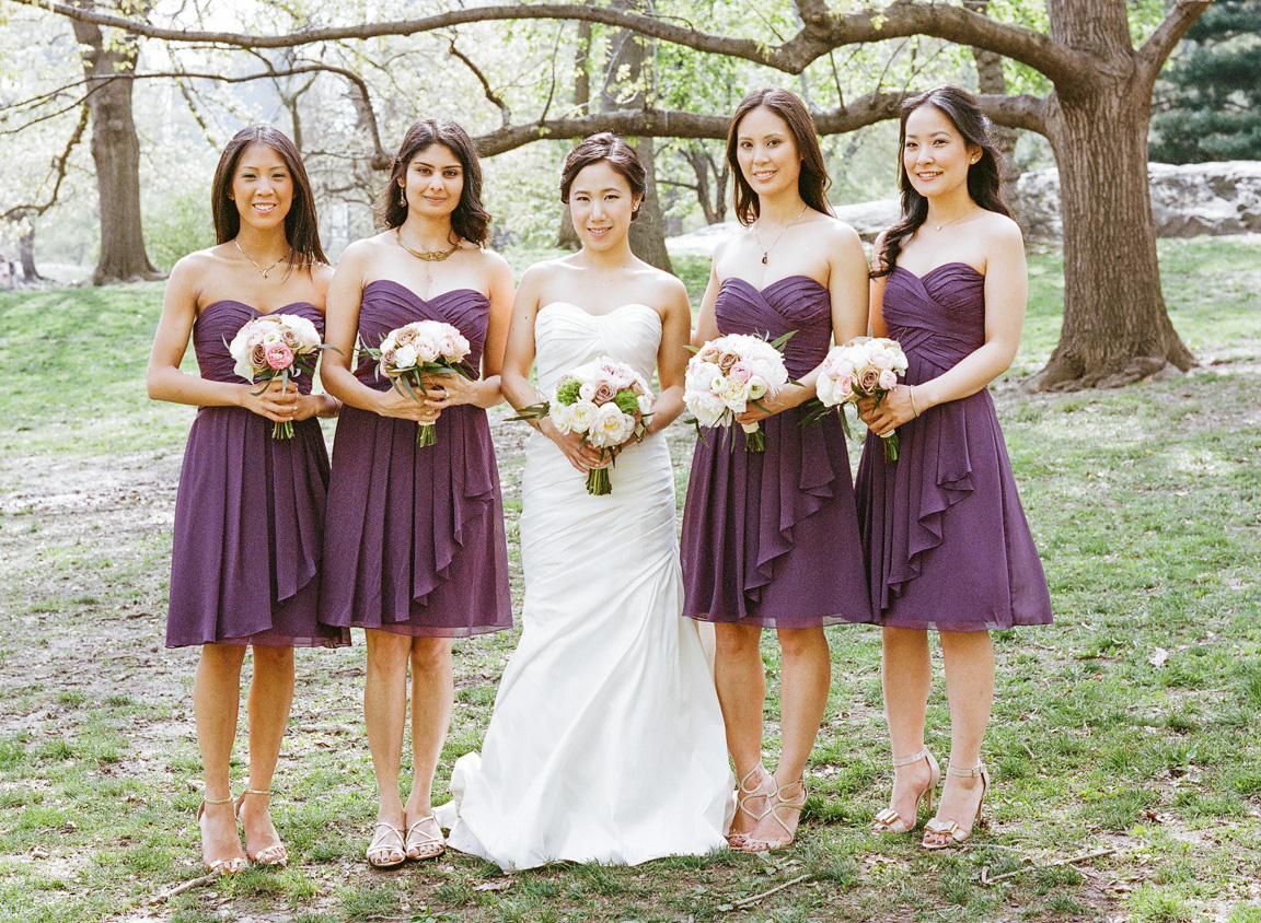 purple dress shoes for wedding photo - 1