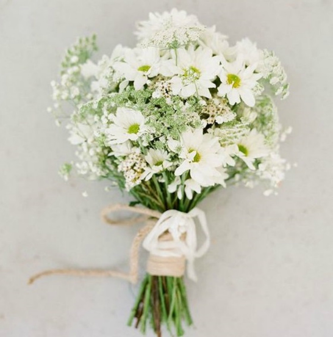 real touch wedding bouquets photo - 1