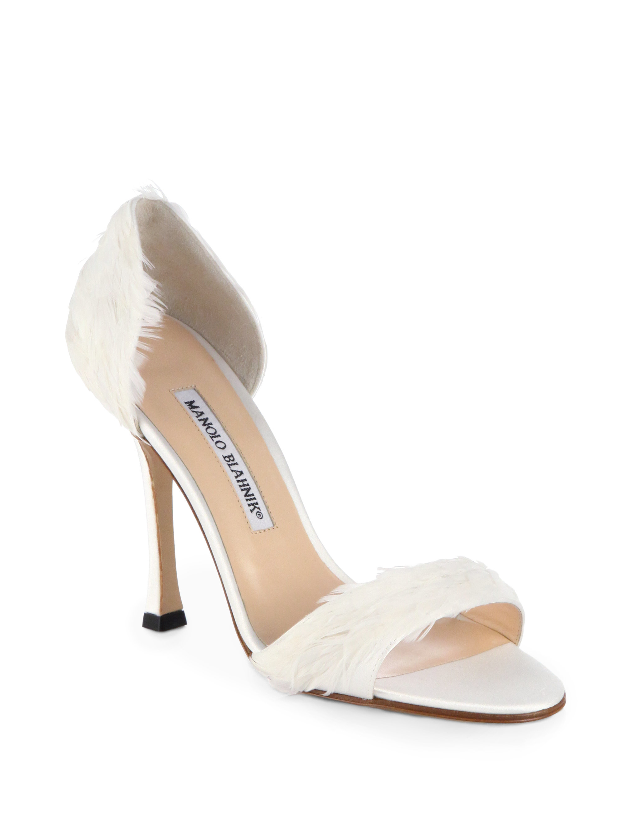 saks wedding shoes photo - 1