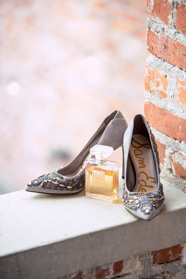 sam edelman wedding shoes photo - 1