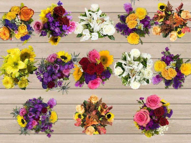 sams club wedding flowers photo - 1