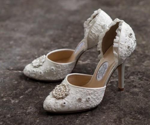 sandals wedding shoes photo - 1
