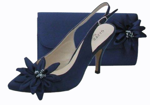 shoes and bags to match for wedding photo - 1
