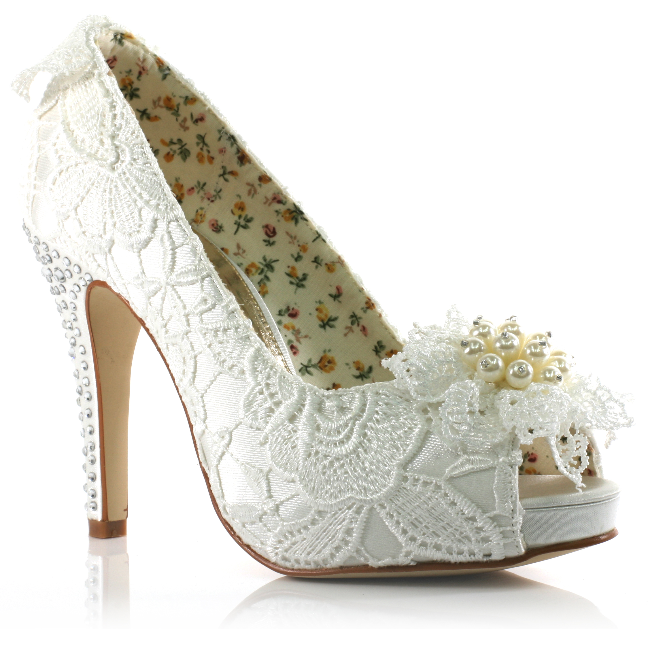 shoes for wedding photo - 1