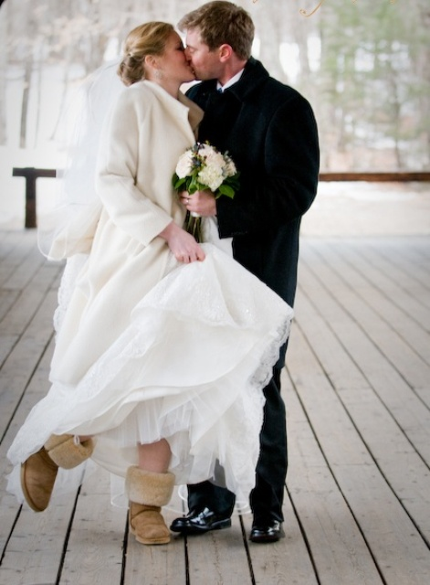 shoes for wedding bride photo - 1