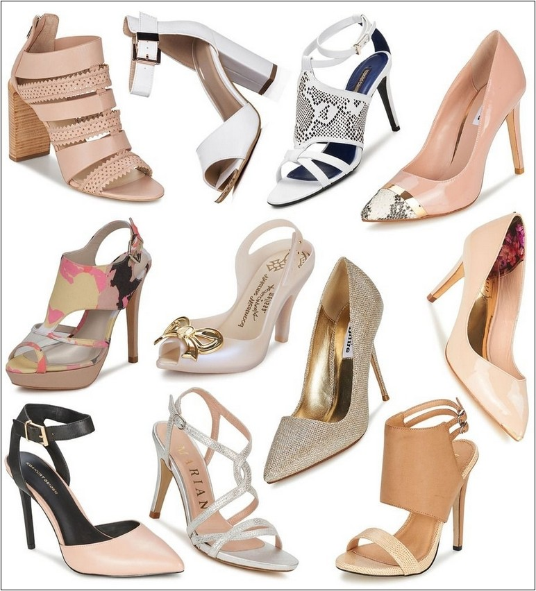 shoes for wedding guests photo - 1