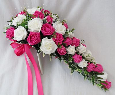 silk wedding bouquets packages photo - 1